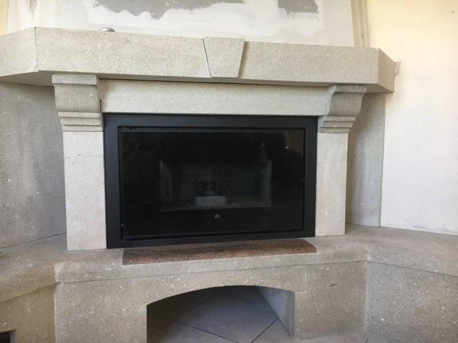 Salon Du Poele A Granule installation d'un insert à granulés dans une cheminée