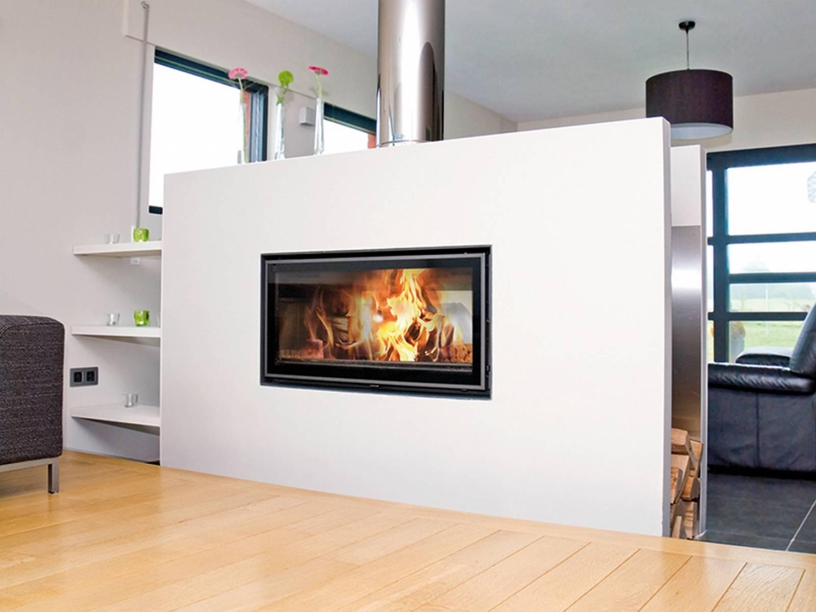 installation insert double face en s paration de pi ces. Black Bedroom Furniture Sets. Home Design Ideas
